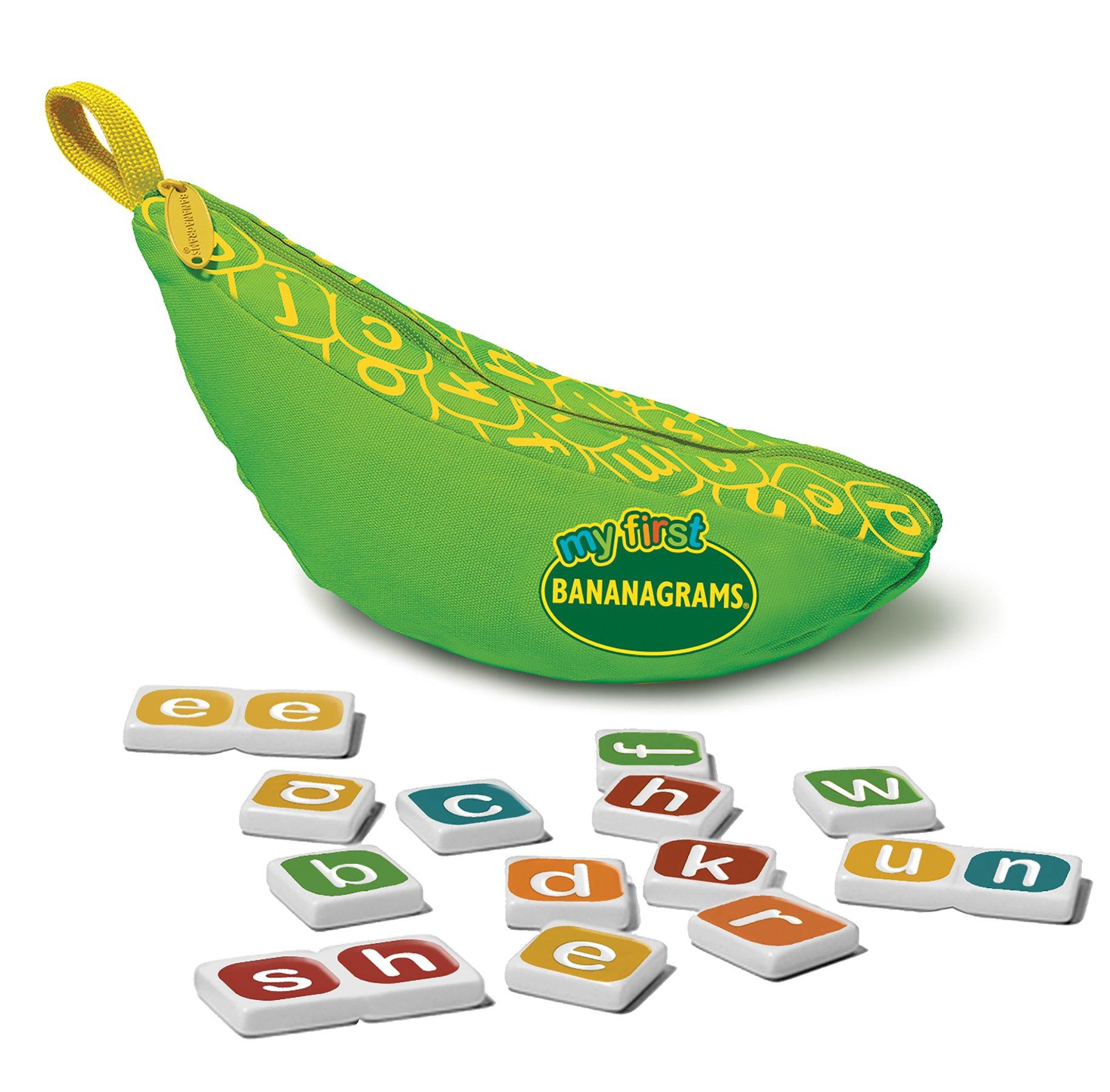 Bananagrams My First Multi-Award Winning Kids Spelling Game by Bananagrams