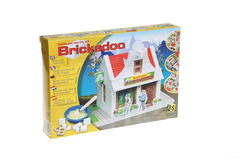 Brickadoo 20902 - Brickadoo Blumen-Geschäft