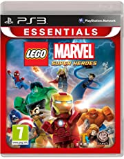 Essentials Lego Marvel Superheroes