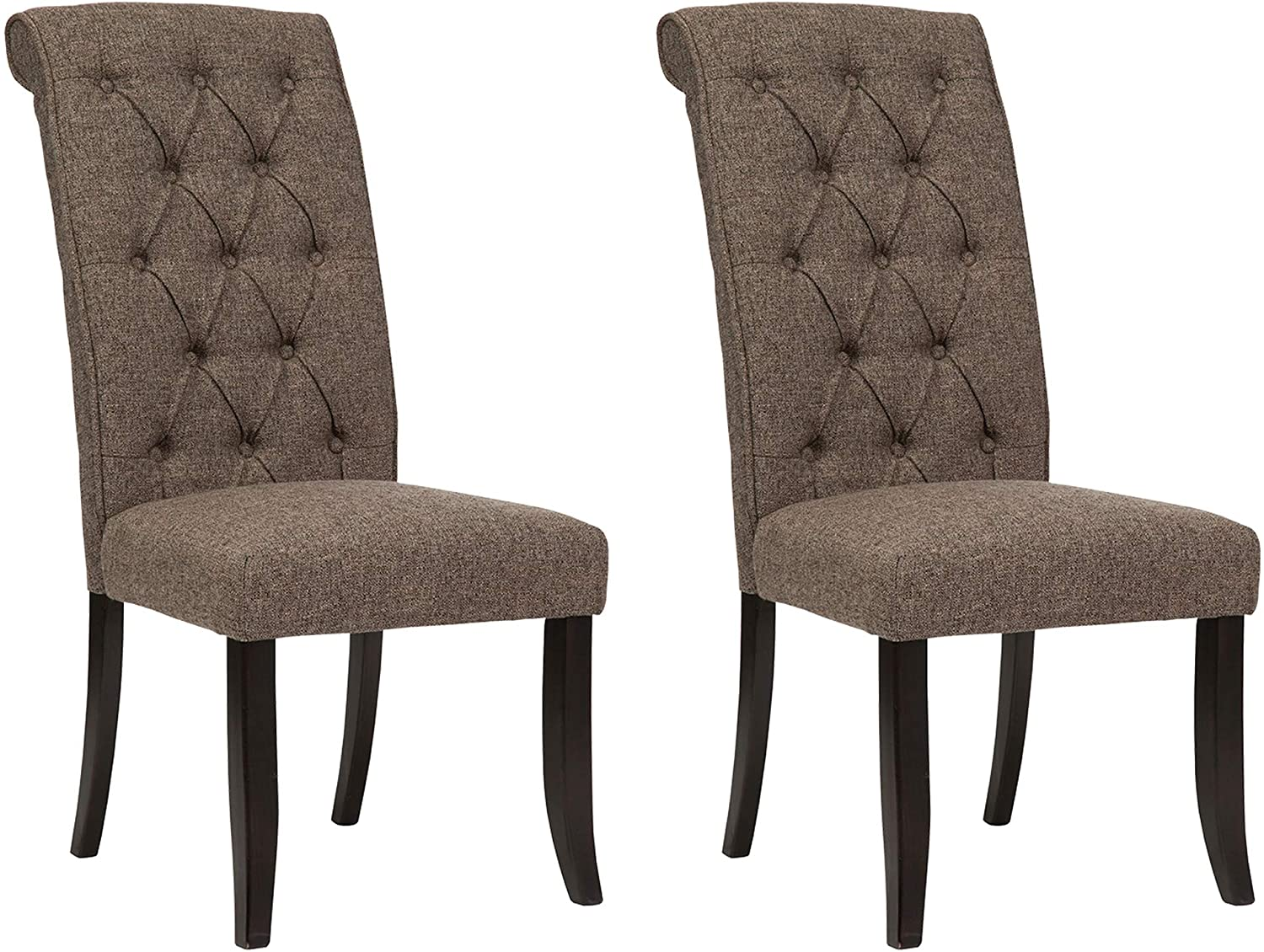 Signature Design by Ashley D530-02 Parsons Accent Dining Chair