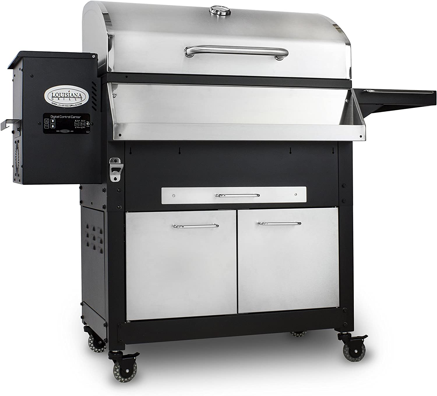 Louisiana Grills 900 Series Electric Wood Pellet BBQ Grill And Smoker Cover