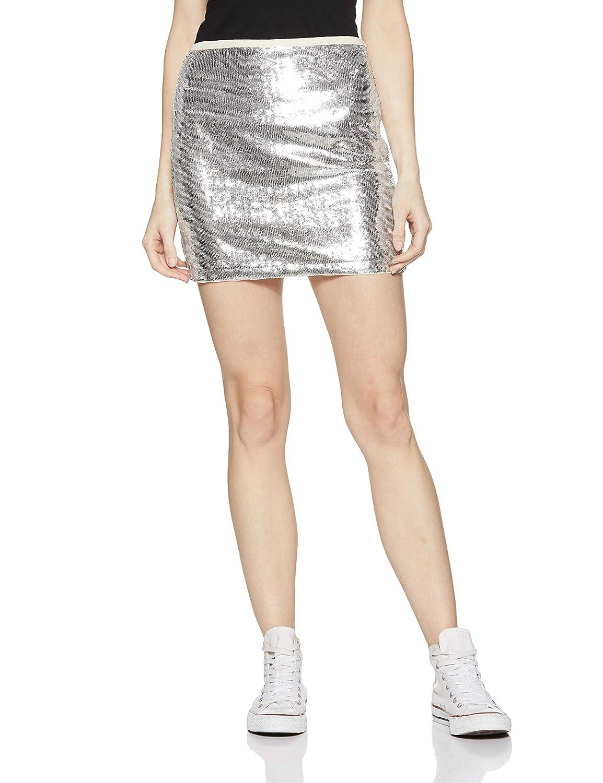 cbd6638c6473 Forever 21 Women s Sequined Mini Skirt 164479