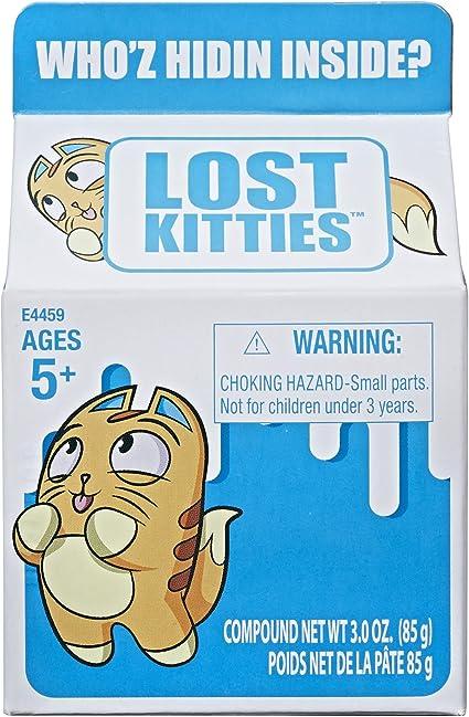 Hasbro Lost Kitties Figures Series 1~  #ADORBS Nap-kin