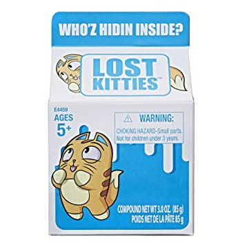 Full case of 24 LOST KITTIES Boxes series 2 Collect all 36 All New in box