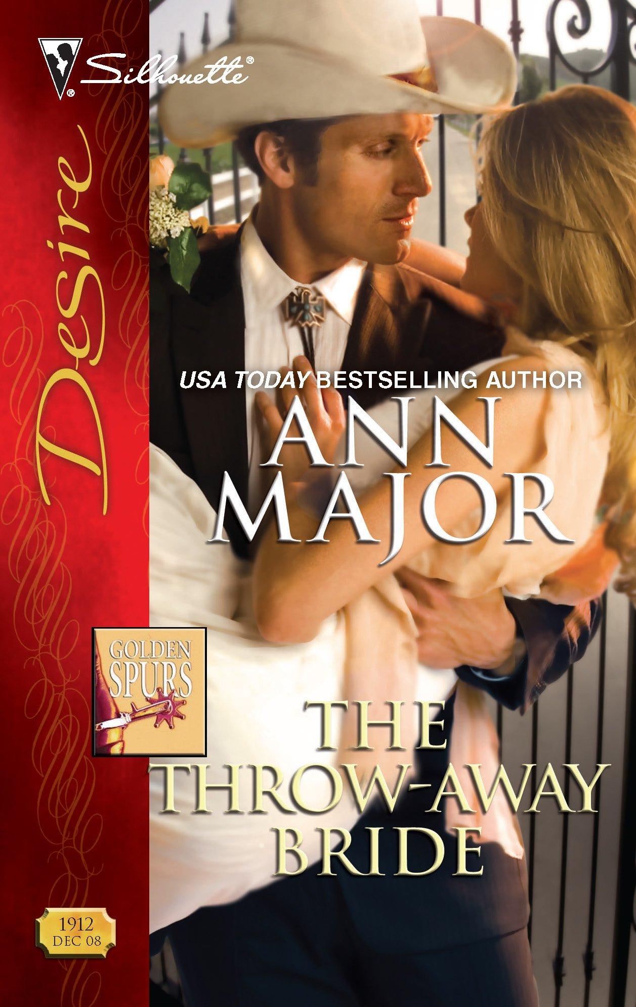 Download The Throw-Away Bride (Golden Spurs) pdf epub