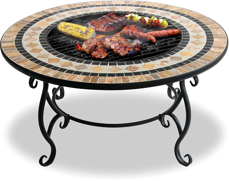 Centurion Supports Fireology Beluga Garden Heater Fire Pit Coffee