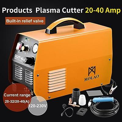 SUNCOO Plasma Cutter Electric Inverter Welder Machine
