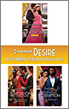 Harlequin Desire October 2020 - Box Set 2 of 2