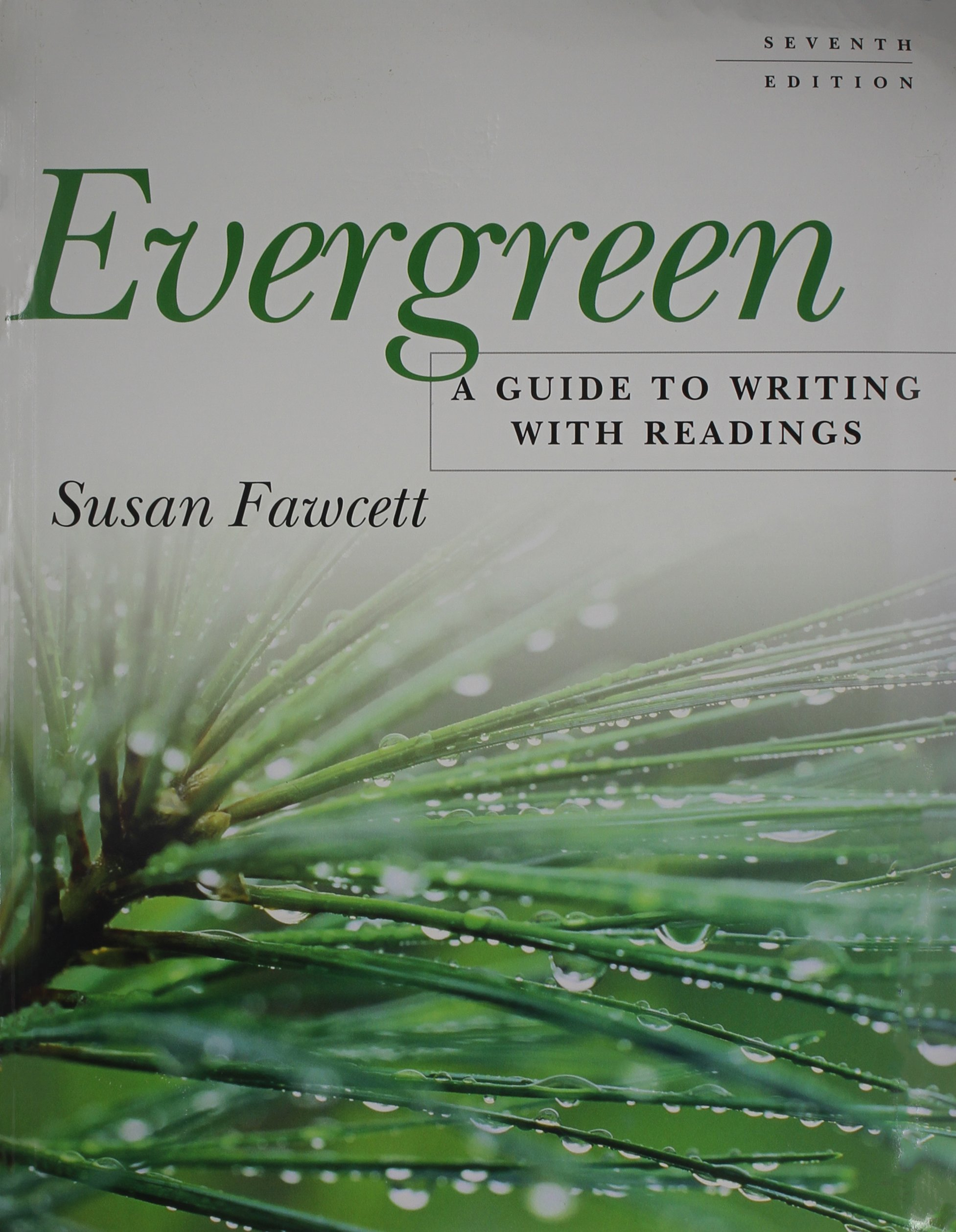 Evergreen With Readings Textbook + Cd-rom + American Heritage Dictionary PDF ePub fb2 book