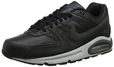 on sale 1e99b 917db Nike Herren Air Max Command Leather Turnschuhe, Schwarz  (BlackAnthraciteNeutral Grey