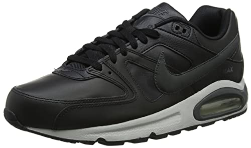 reputable site 8b338 69ab2 Nike Herren Mens Air Max Command Leather Shoe Laufschuhe, Mehrfarbig  (BlackAnthracite