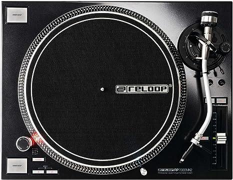 Amazon.com: Reloop Direct Drive - Tocadiscos para DJ (AMS-RP ...