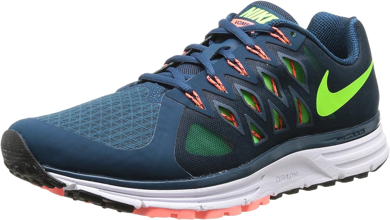 NIKE Zoom Vomero 9 Zapatillas de Running, Hombre, Azul/Verde/Naranja, 45: Amazon.es: Deportes y aire libre