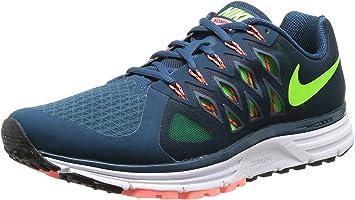 NIKE Zoom Vomero 9 Zapatillas de Running, Hombre, Azul/Verde ...