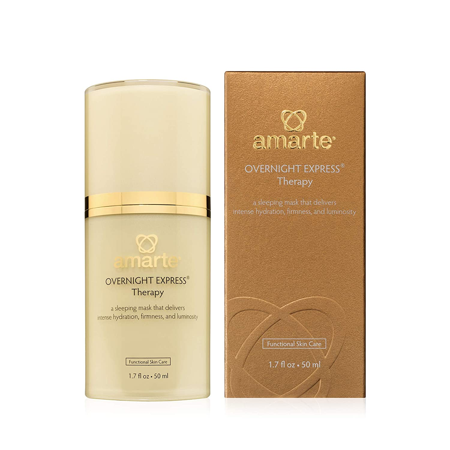 Amarte Skin Care Overnight Express Therapy Mask - 1.7 Oz