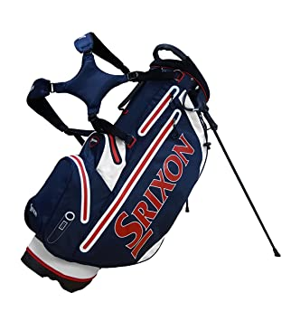 Srixon Tech Stand Bolsa para Palos de Golf, Hombre, Negro ...