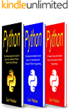 Python: The Complete 3 Books in 1 for Beginners, Intermediate and 21 Sample Codes and Advance Crash Course Guide in Python Programming