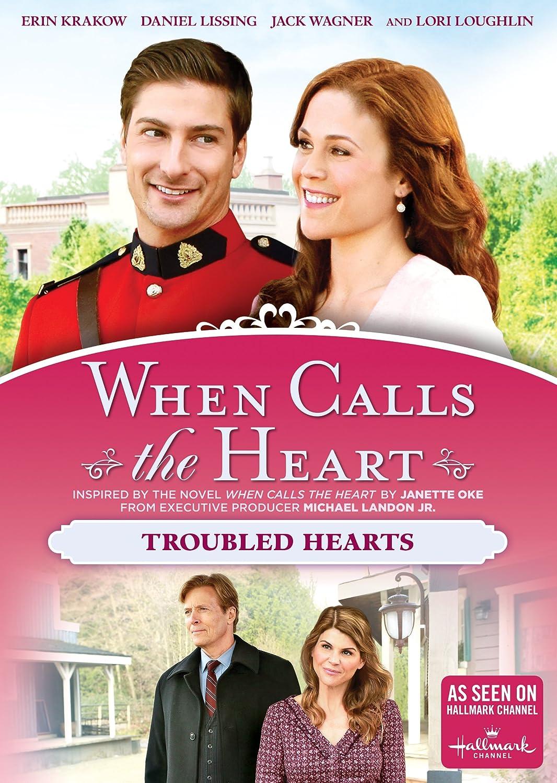 when calls the heart troubled hearts hallmark