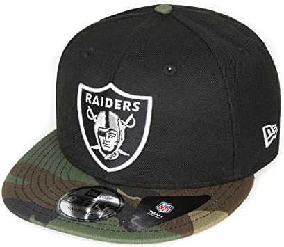 NewEraCapCompany New ERA – Oakland Raiders – Gorra 9 Fifty ...