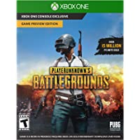 Playerunknown's Battlegrounds Full Game – Xbox One (Game Preview Edition  DLC Code)