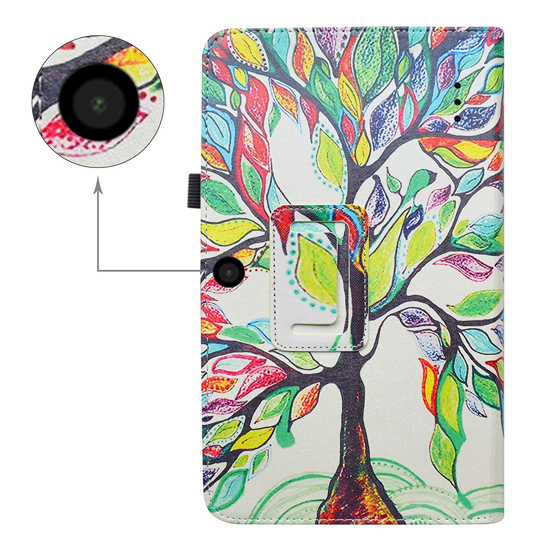 ,Love Tree Not Fit Archos Core 101 3G V2 Slim Ultra Pelle Sottile e Leggera Cover Case Custodia per 10.1 Archos Core 101 4G // Archos Core 101 3G LFDZ Archos Core 101 4G Custodia