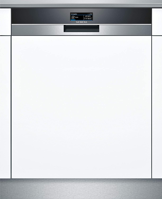 Siemens iQ700 SN578S36TE lavavajilla Semi-incorporado 13 cubiertos ...