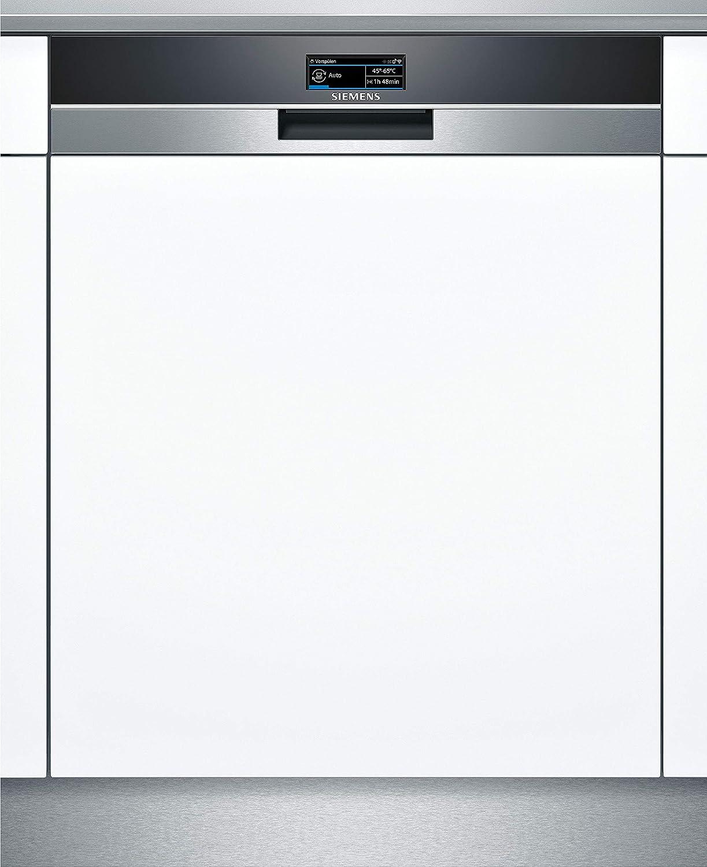 Siemens iQ700 SN578S36TE lavavajilla Semi-incorporado 13 ...
