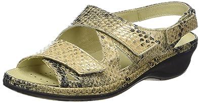 online shop shopping reliable quality Damart Women's Sandales Piedical Femme Open Toe, Beige ...