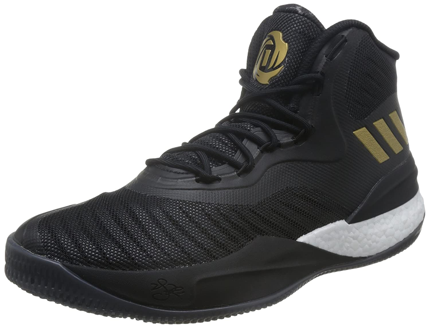 adidas Men s D Rose 8 Basketball Shoes  Amazon.co.uk  Shoes   Bags 08da315be
