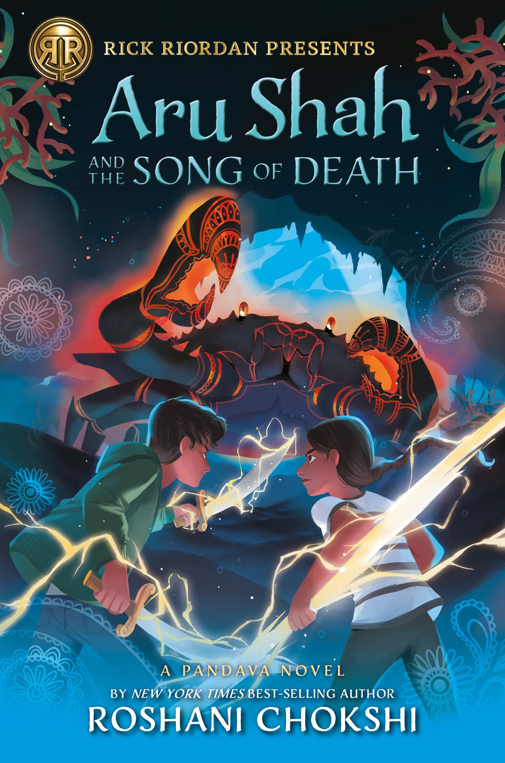 Aru Shah and the Song of Death (A Pandava Novel Book 2) (Pandava Series  (2)): Chokshi, Roshani: 9781368013840: Amazon.com: Books