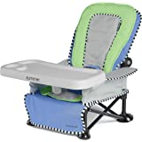 Summer Pop 'n Sit SE Recline Lounger, Sweet Life Edition, Blue Raspberry Color – Baby Lounger for Indoor/Outdoor Use…