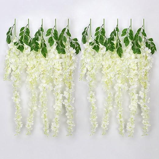 FJ 1Pc Artificial Gypsophila Flower DIY Garden Wedding Party Home Decoration My