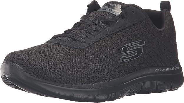 Ejecutable verdad Girar  Skechers Flex Appeal 2.0-break Free, Women's Multisport Outdoor Shoes:  Amazon.co.uk: Shoes & Bags