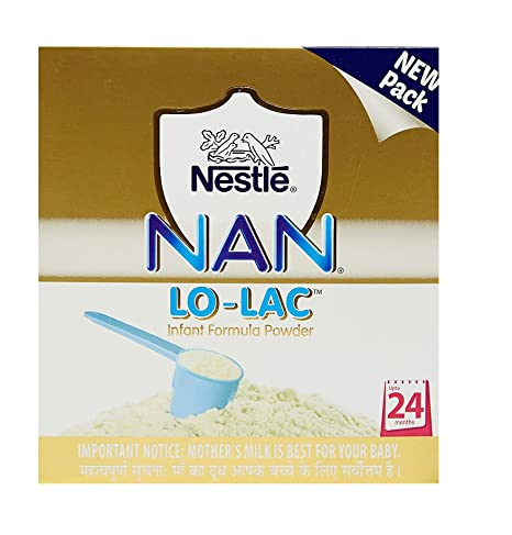Nestle Nan Pro Lo Lac Infant Formula - 200 g