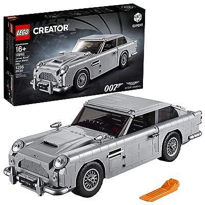 LEGO Creator Expert James Bond Aston Martin DB5 10262 Building Kit (1295 Pieces): Toys & Games
