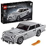 LEGO Creator Expert James Bond Aston Martin DB5 10262 Building Kit (1295 Piece)