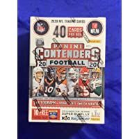 $47 » NFL Contenders Football Trading Card Blaster Box