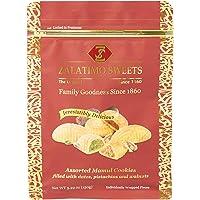 Zalatimo Asst Mamul Cookies Pouch - 150 gm