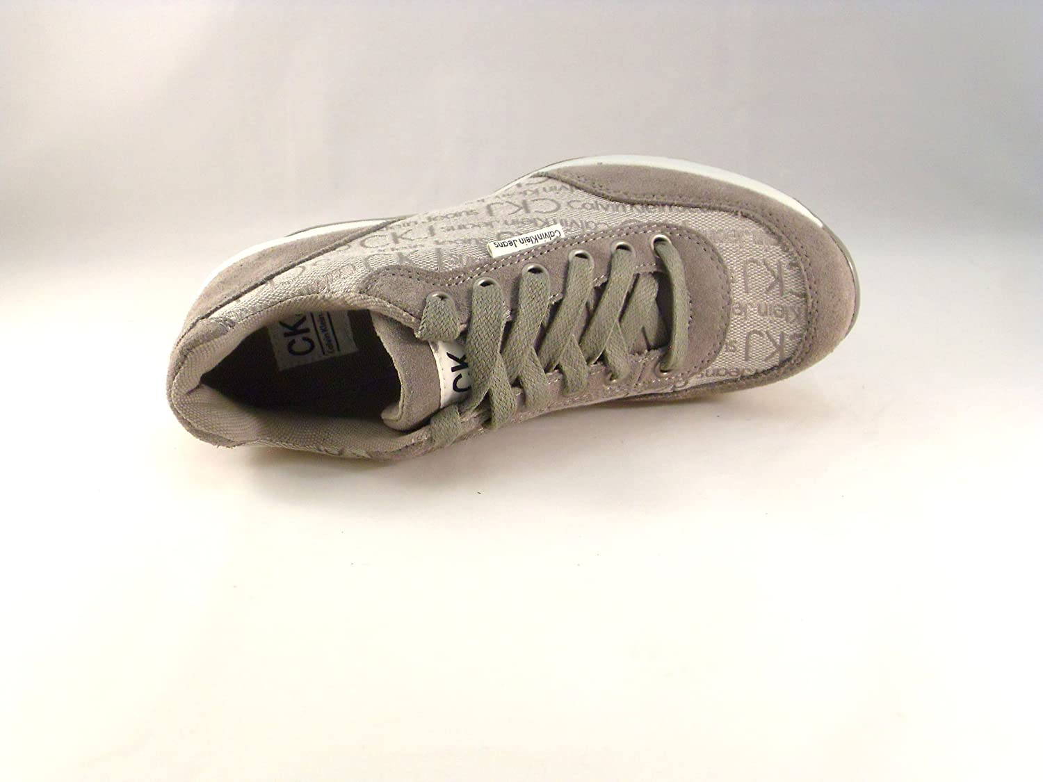 Donna Klein Calvin Jeans Sportive Zeppa Casual Scarpe Sneakers wqIT1q