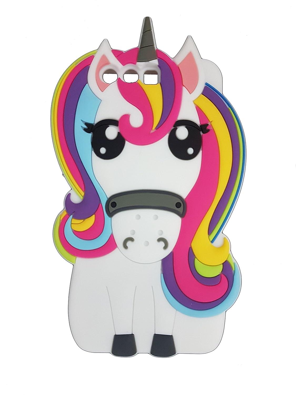 cover samsung j5 2016 unicorno