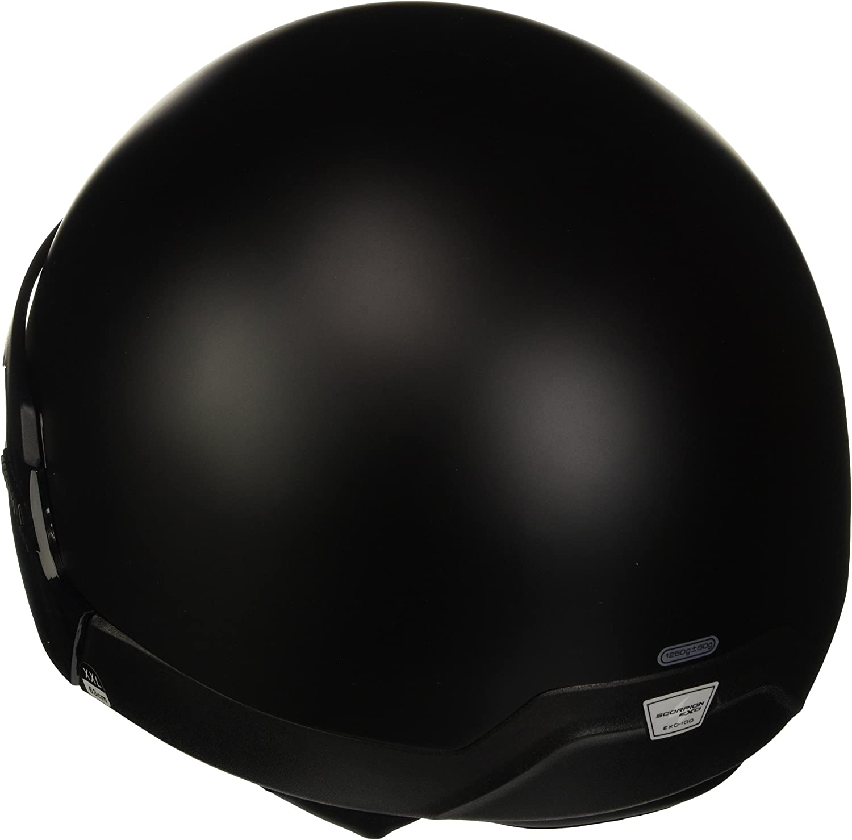 Scorpion 60 Bianco Klapphelm mit abnehmbarem Helmeinstieg und externem Visier