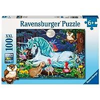 Ravensburger Unicorns World Puzzle 100pc,Children's Puzzles