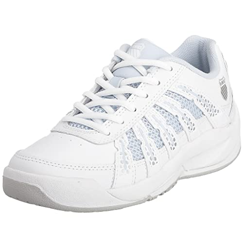 K-Swiss Zapatilla Pádel Boy Optim II Omni Blanco EUR 37.5 (UK 4.5)