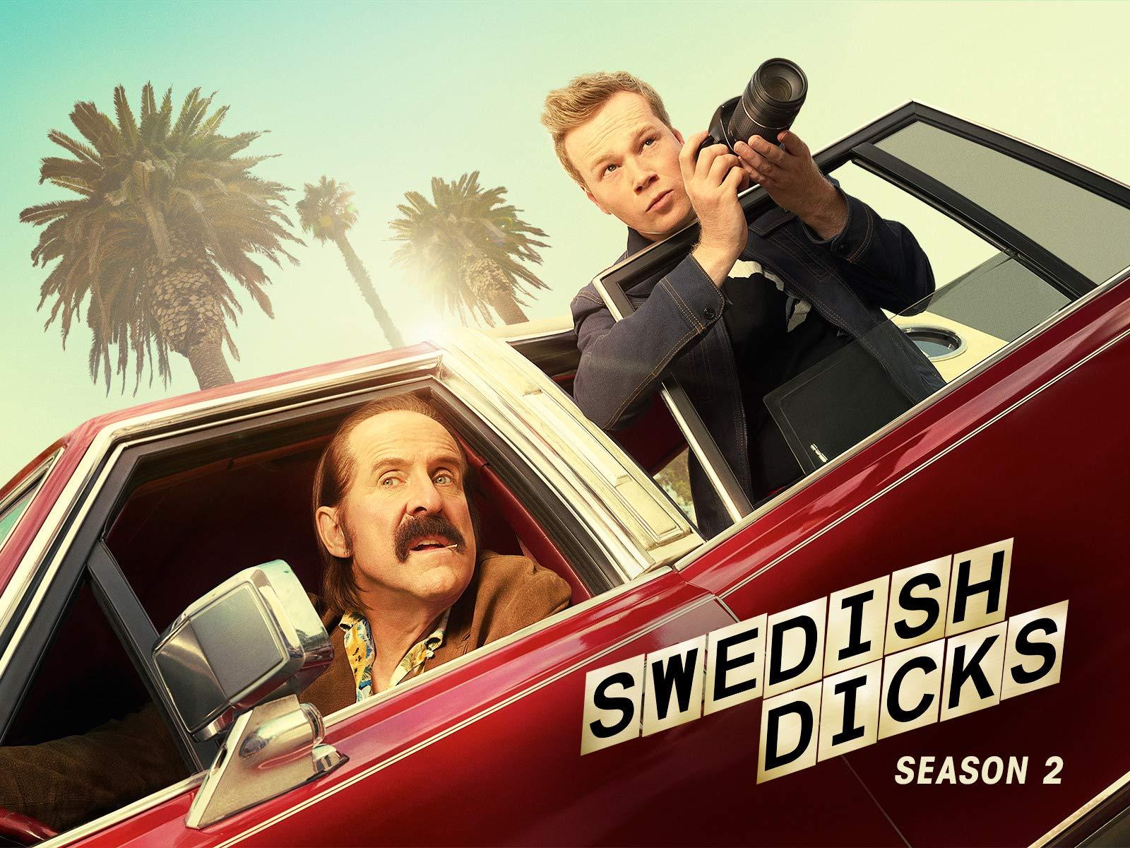 Swedish Dicks on Amazon Prime Video UK