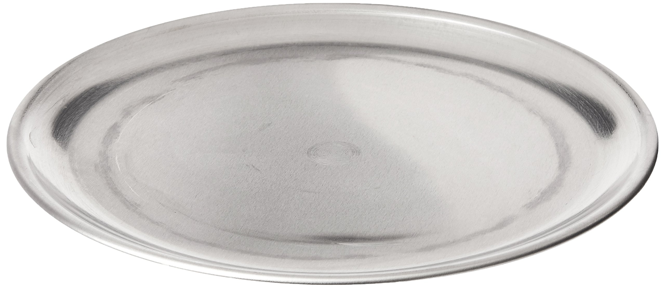 American Metalcraft CTP9 Pizza Pans, 9.2'' Length x 9.15'' Width, Silver by American Metalcraft (Image #1)