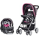 Evenflo JourneyLite Travel System with Embrace, Marianna (Discontinued by Manufacturer)