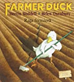 Farmer Duck in Romanian and English: 1
