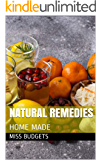 NATURAL REMEDIES: HOME MADE