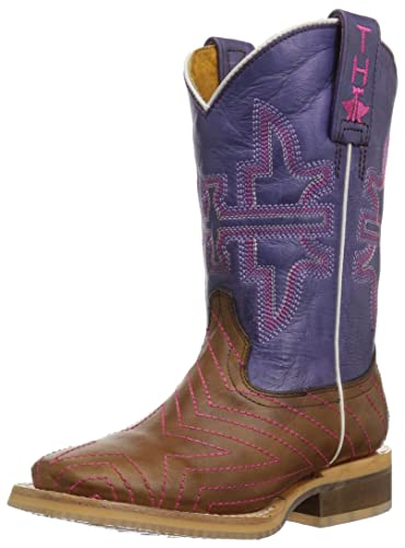 dee1dd4e2f8 Tin Haul Shoes Kids' Starlight Western Boot