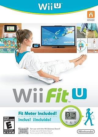 Wii Fit U with Fit Meter (Nintendo Wii U) by Nintendo ...